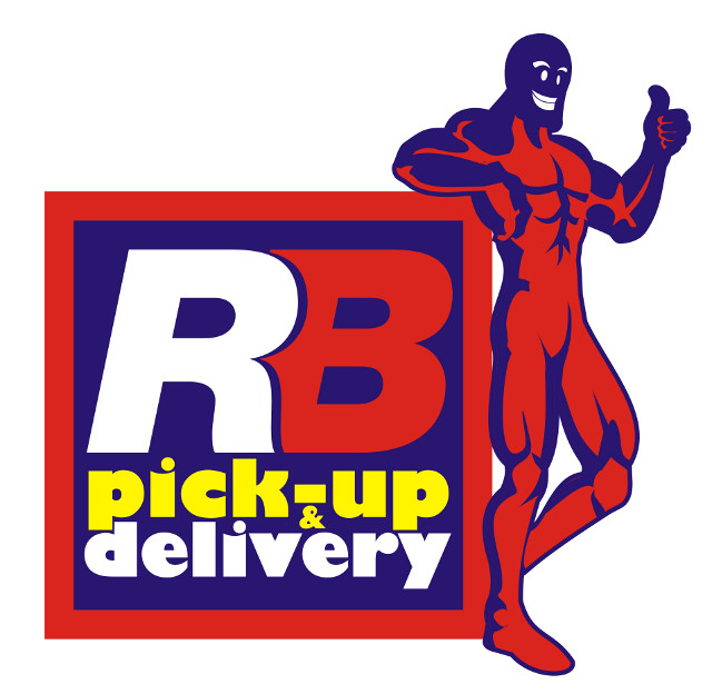 RB Pick-up & Delivery Logo