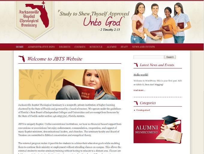 JBTS Miami Website