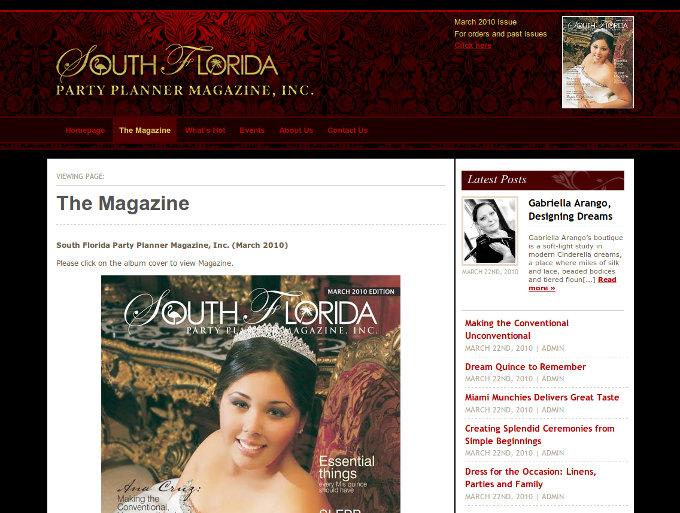 SFLPP Magazine Website