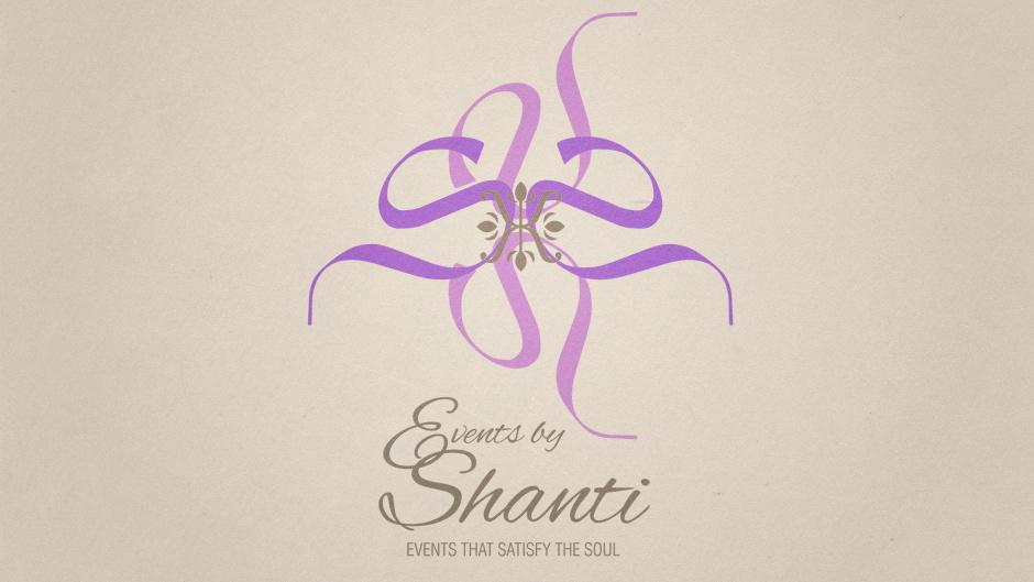 Events by Shanti Logo
